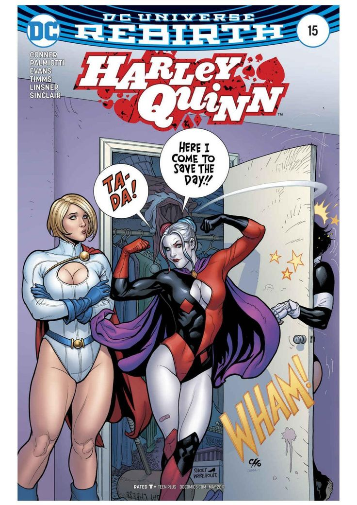 #ClippedOnIssuu from Harley Quinn #15