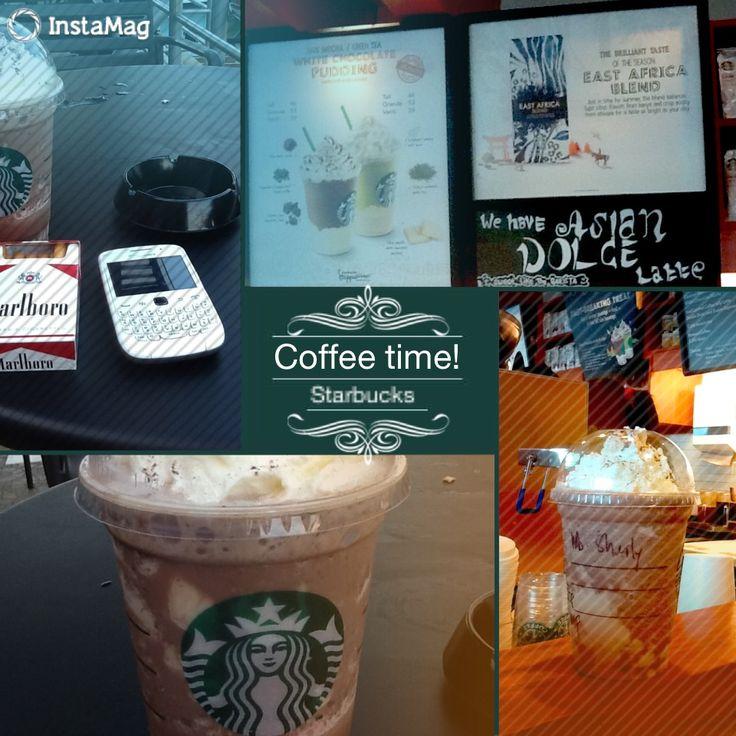 Dark Mocha White Chocolate Pudding at Starbucks