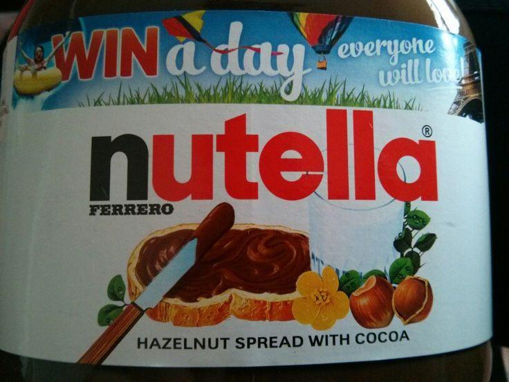 Byla polska, byla germanska, czas na angielska #nutella #testuje #nieznamsie
