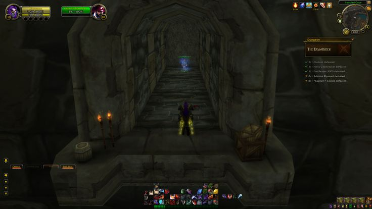 Special Rogue quest added in Deadmines that allows you to get the full Blackened Defias Set #worldofwarcraft #blizzard #Hearthstone #wow #Warcraft #BlizzardCS #gaming