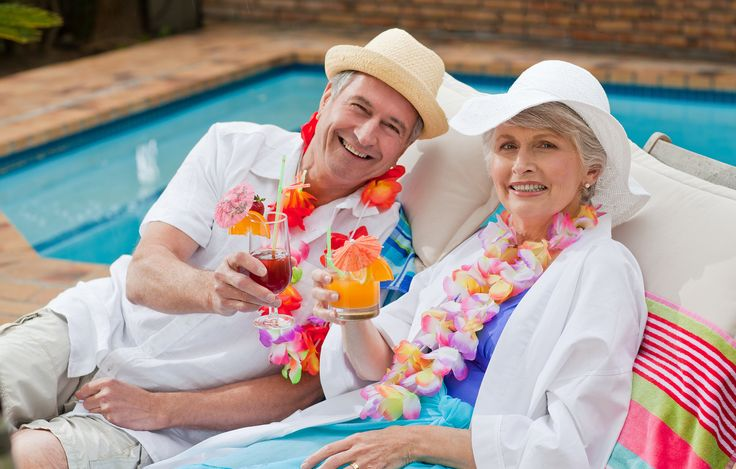 Best places for senior citizens to travel life insurance