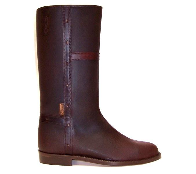 Botos camperos, spanish cowboy boots.