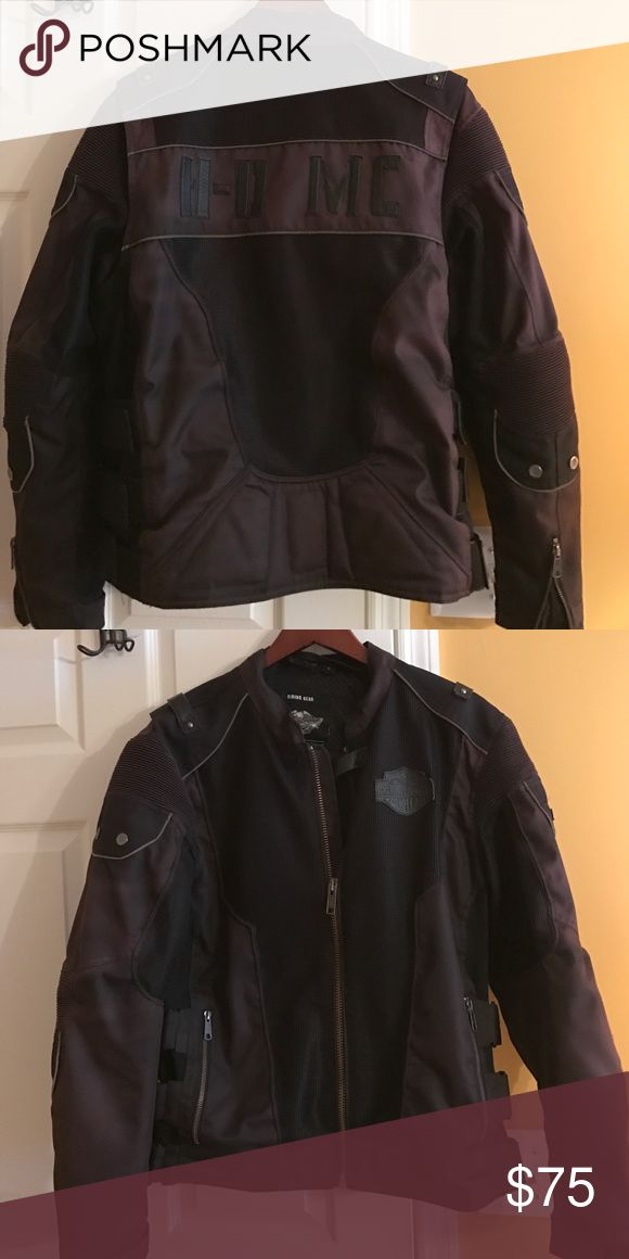 Harley Davidson Swat Jacket Mesh, can hold body armor, has been used, Harley part #97256-12VM. Rain liner included Harley-Davidson Jackets & Coats Performance Jackets