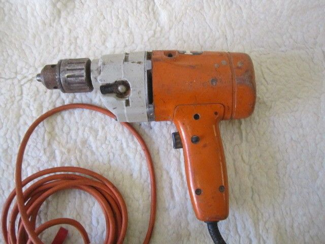 Black and Decker Hammer Drill 350W with Jacob Chuck