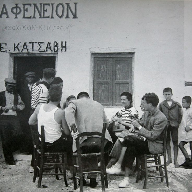 Η θερινή Ελλάδα του '36 από το φακό ενός «αναγεννησιακού» Αμερικάνου - POPAGANDA