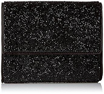 Vince Camuto Blane Small Clutch, Black by Vince Camuto for $158.00 http://amzn.to/2kyZpoV