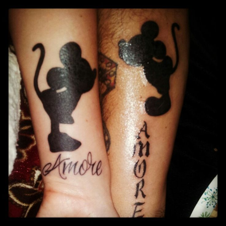 Love Is Louder Tattoo: 1000+ Images About Couple Tattoos On Pinterest