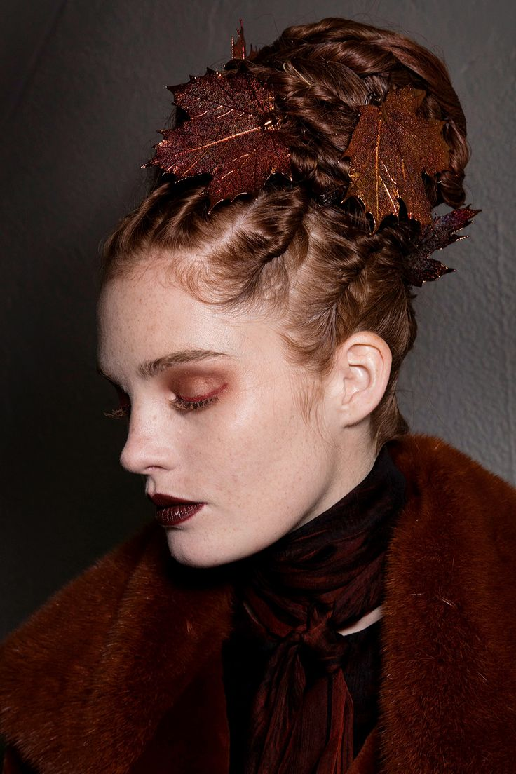 Runway & Couture | Hair & makeup @ Jean Paul Gaultier Haute Couture...