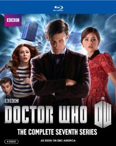 Amazon.com: Doctor Who: The Complete Seventh Series (Blu-ray): Matt Smith, Jenna Coleman, Karen Gillan, Arthur Darvill, Paul Kasey, Kevin Hudson, Ruari Mears, Alex Kingston, Steven Moffat: Movies & TV
