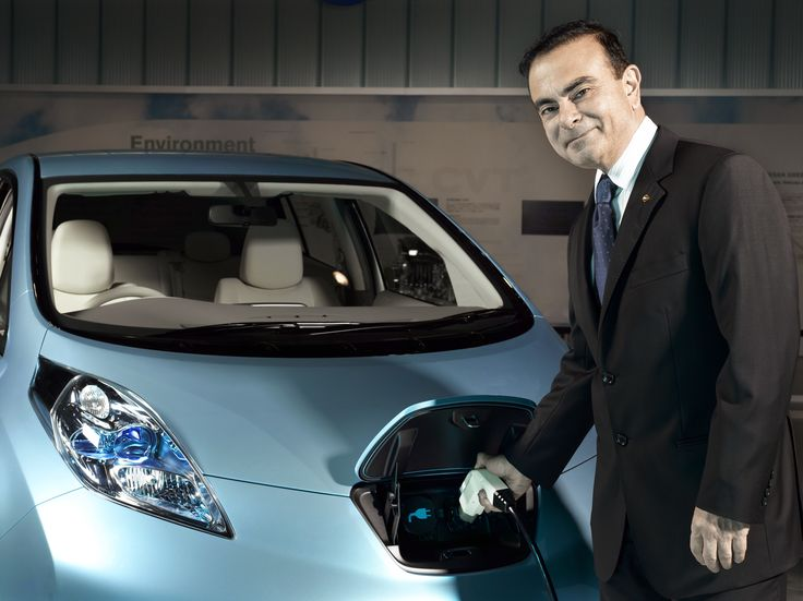Renault-Nissan CEO Carlos Ghosn: $7,000–8,000 Renault EV Is The Aim For China