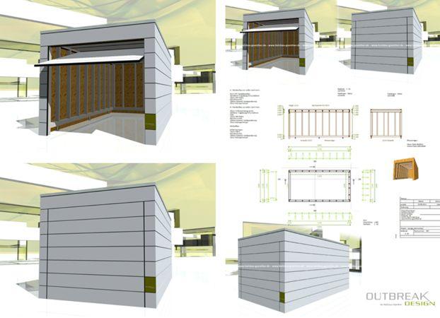Hausbau ideen mit garage  32 besten Carport Bilder auf Pinterest | Architektur, Garagen und ...