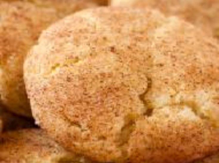 Cinnamon Sugar Cookies/Dialysis & Kidney friendly