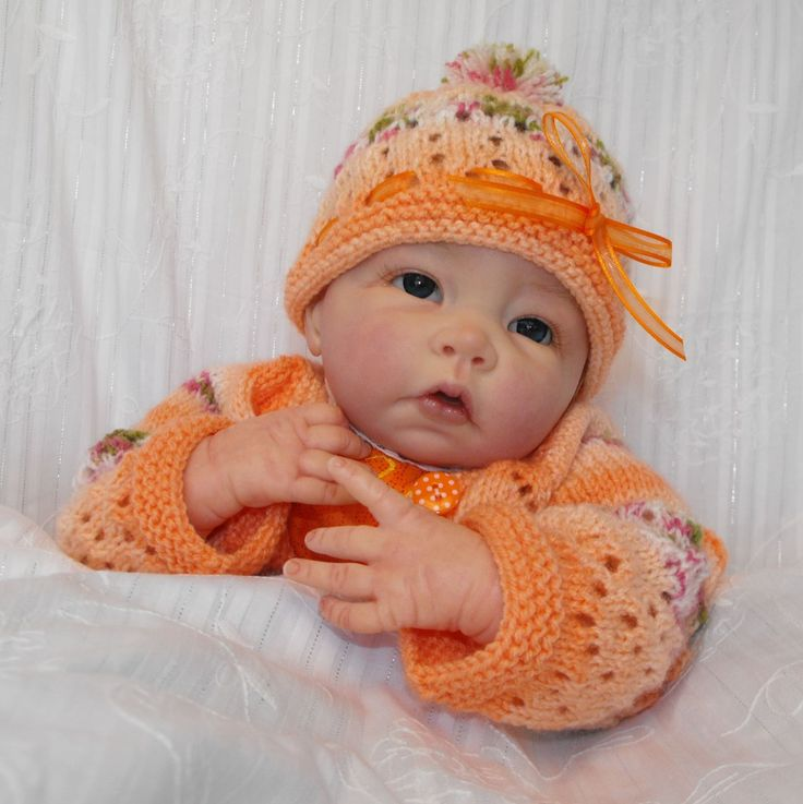 Adopt lifelike reborn baby doll now Stork Express Nursery