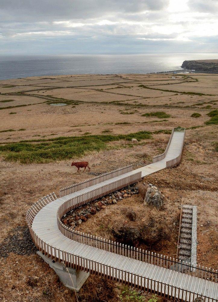Pedreira do campo urban planning m arquitectos for What do landscape architects do