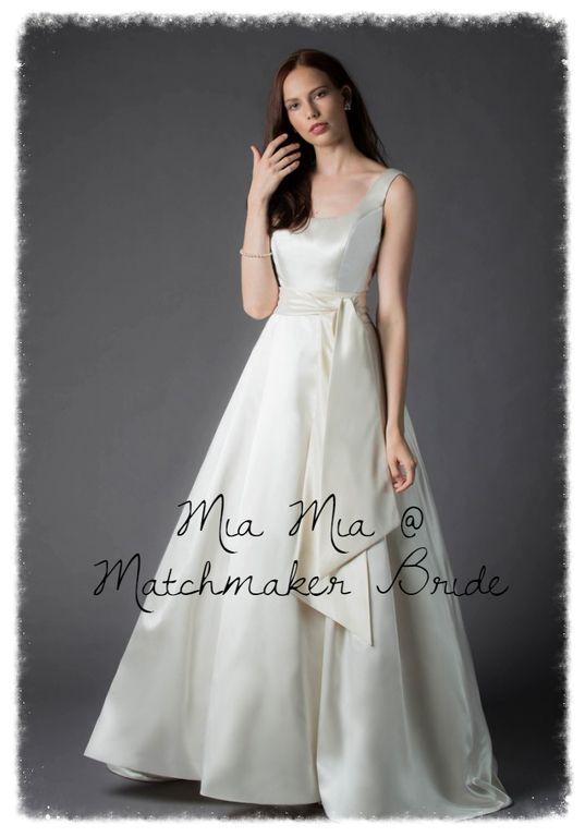Layla by Mia Mia @ Matchmaker Bride