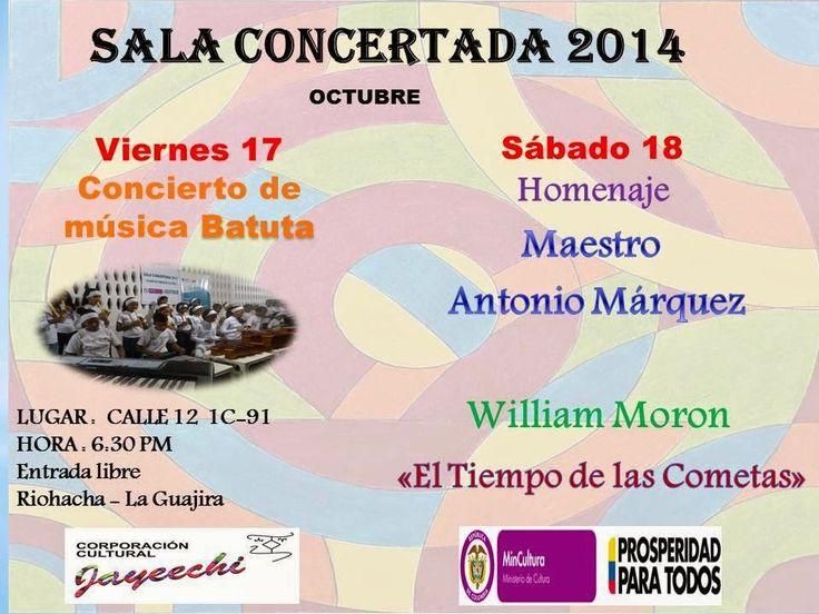 El Sabor de Mi Guajira: Homenaje al Maestro Antonio Márquez en Riohacha