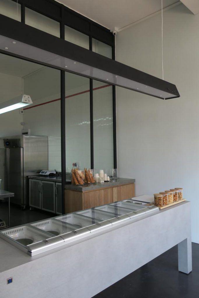 New Hot Spot: Unframed Ice Cream