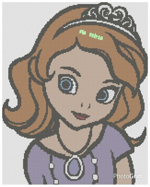 Prinsesse sofia d. I