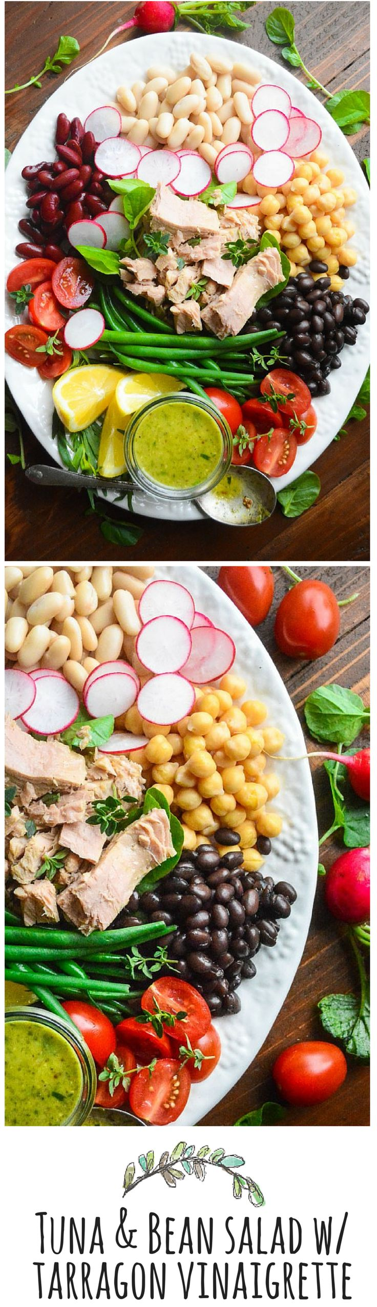 This is my favorite way to eat in the summer - this meal is perfect for 2 or 20!