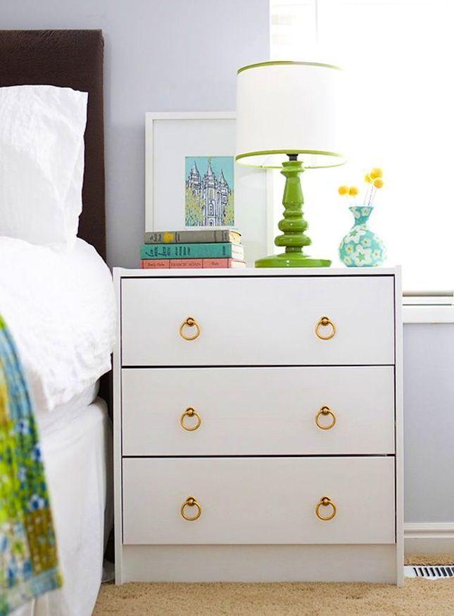 21 IKEA Nightstand Hacks Your Bedroom Needs Ikea