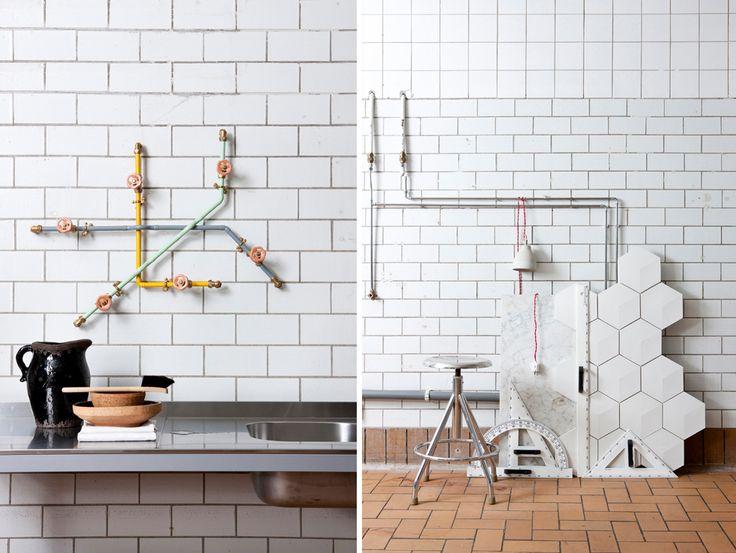 Susanna vento - pipes and tiles