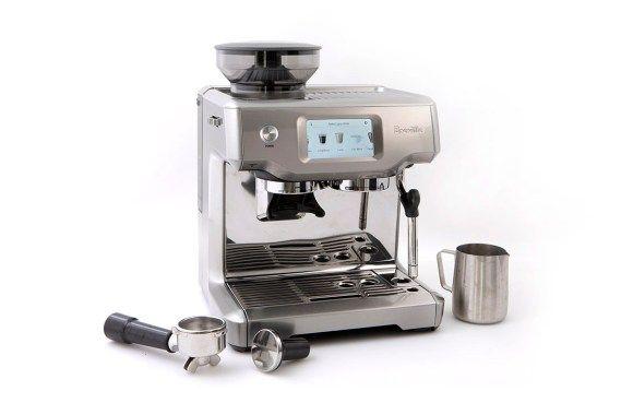 ماكينة بريفيل باريستا تتش Breville Barista Touch سعر ومواصفات Coffee Maker Espresso Machine Espresso