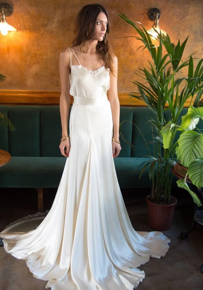 21 der schönsten Hochzeit Brautkleider