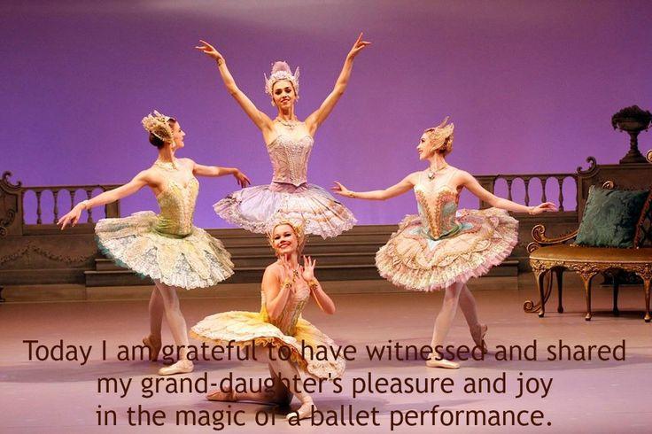 Storytime Ballet Sleeping Beauty Australian Ballet photo by Jeff Busby