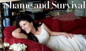 Monica Lewinsky Vanity Fair spread