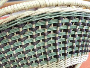 Taawah Ridge Basket Pattern by Anne Bowers