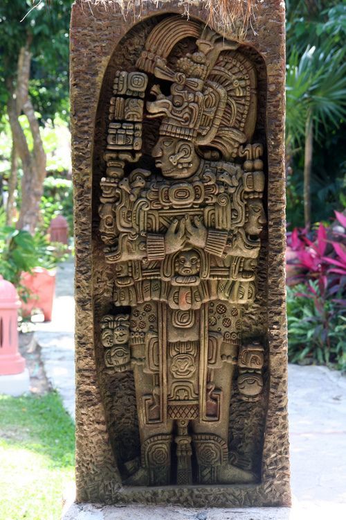 History of mayan culture