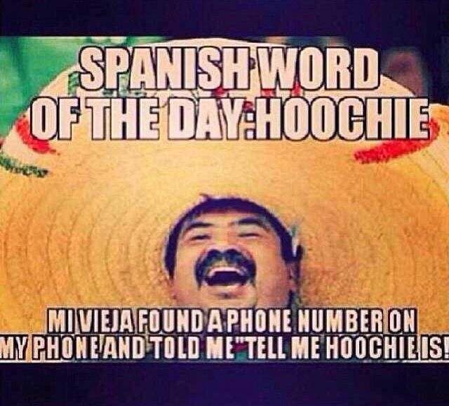Not everybody understands why I find these funny, I am proud of being Mexican half of my family members have an accent. Get over it and laugh a little .....