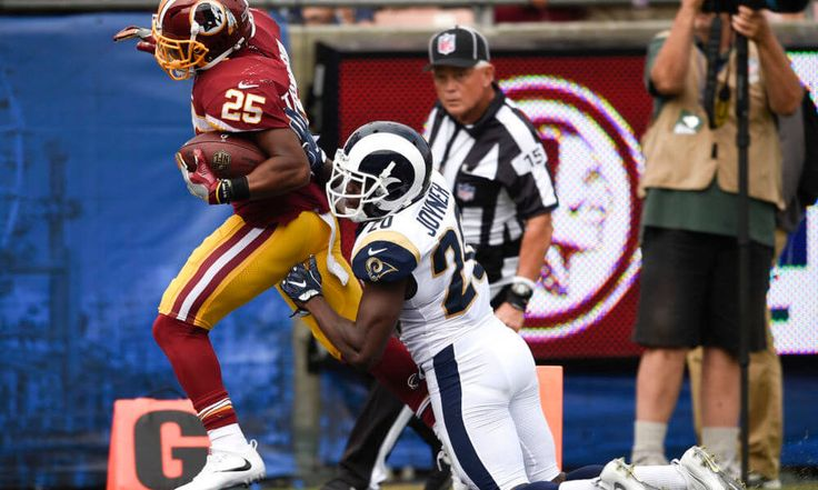 Fantasy Football | Chris Thompson emerging as strong FLEX play = There's nothing quite like the mad scramble to the waiver wire when a starting running back goes down with an injury. But in order to insert the claim the quickest, sometimes it's.....