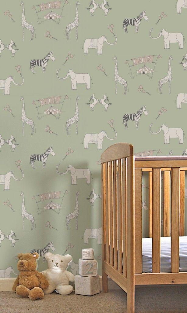 De leukste soorten kinderkamer behang op een rijtje