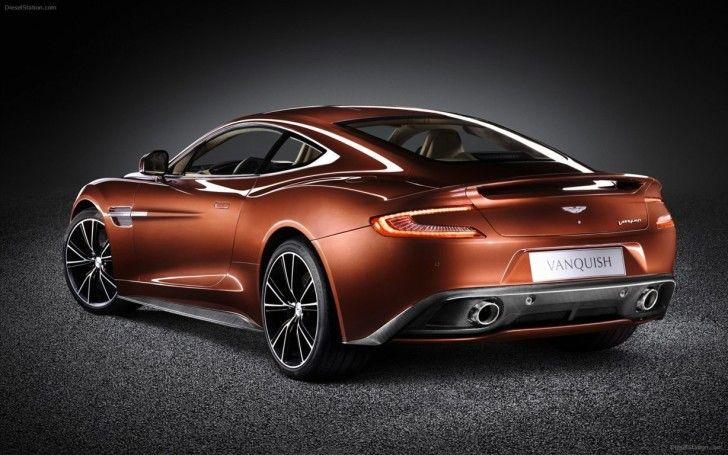 Aston Martin Wallpapers : 2013 Aston Martin Vanquish Widescreen