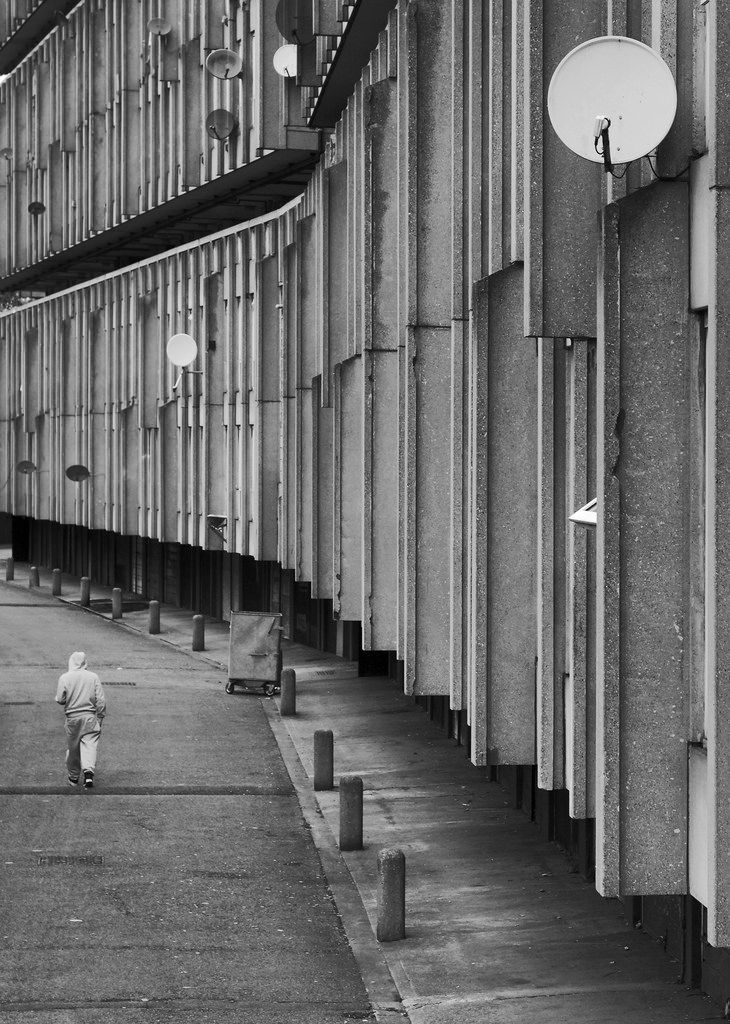 the smithsons, peter and alison smithson, architects: robin hood gardens, london 1966-1972