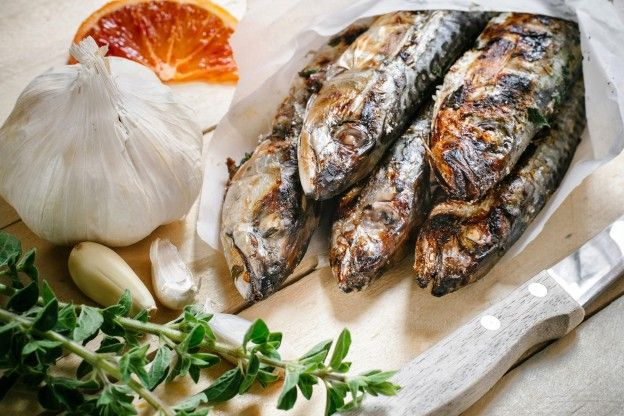 Recette - Sardines à la plancha - Notée 4.2/5 par les internautes