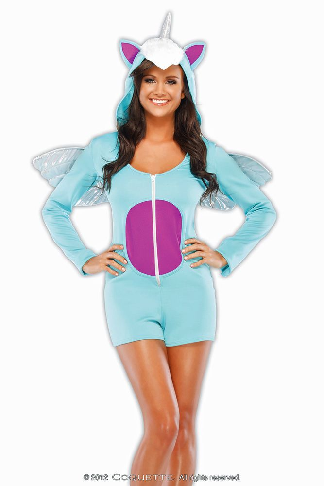 Magical Unicorn Fancy Dress Costume - Mythical Creatures #Costume #cute #sexy #fun # ...