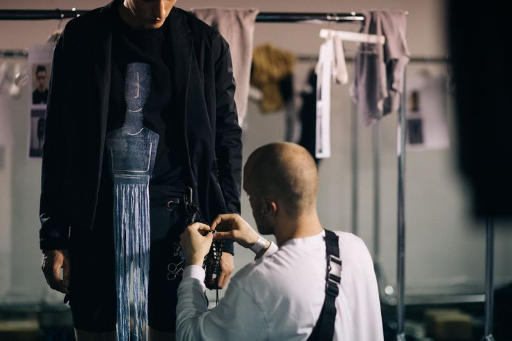Le 21ème | Backstage at Cottweiler | London