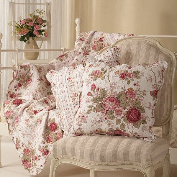 Pretty In Pink Cushion Cover Set