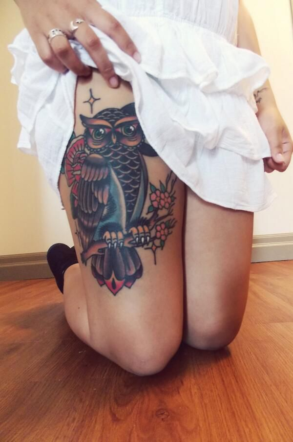 37 best owl tattoos images on pinterest owls design tattoos and owl tattoo design. Black Bedroom Furniture Sets. Home Design Ideas