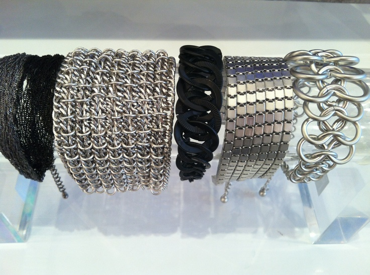 Have an Arm Party with Jangi metal bracelets