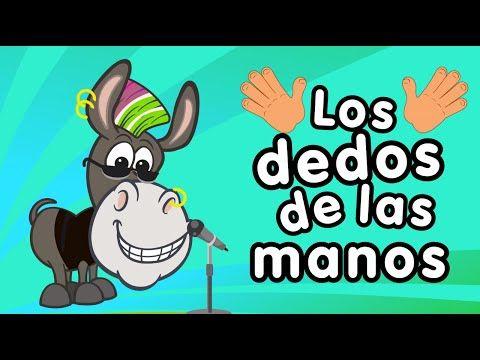 Los dedos de la mano - Canción para niños - Songs for Kids in spanish - YouTube