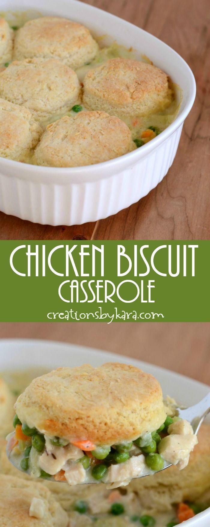 Chicken And Biscuits on Pinterest   Popeyes Chicken  Biscuit Pot Pie