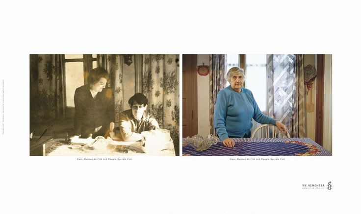 Read more: https://www.luerzersarchive.com/en/magazine/print-detail/amnesty-international-50817.html Amnesty International (Omar Dario and Mario Alfredo Amestoy. – We remember.) Campaign for Amnesty International honoring and remembering those who were persecuted and tortured or disappeared under the military dictatorships in Uruguay, Argentina and Chile. Tags: Amnesty International,Lowe Ginkgo, Montevideo,Gonzalo López Baliñas,Diego Román,Agustín Acosta,Álvaro Díaz,Luis Meyer,Mateo…