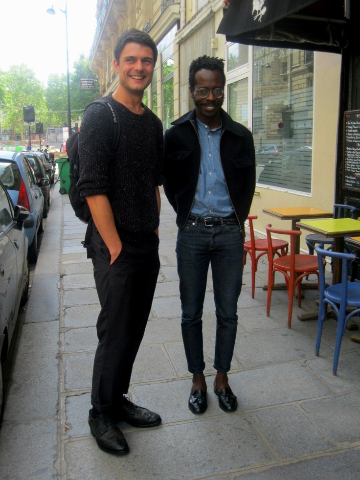 Parisian men can get away with the skinny jeans | Blog ...