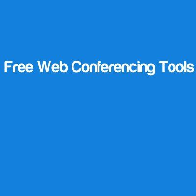 15 Free Web Conferencing Tools
