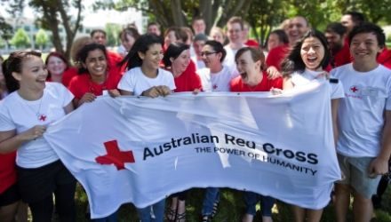 Australian Red Cross - The Power Of Humanity