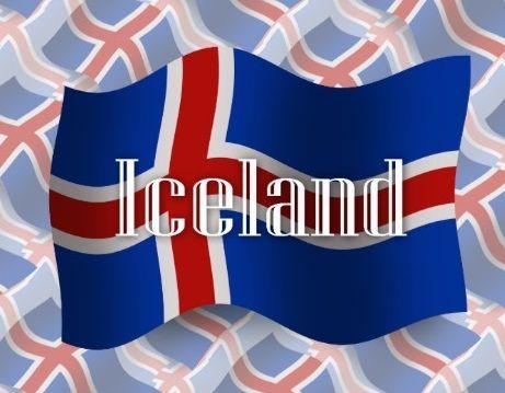 Flaggen / Flags - Island / Iceland