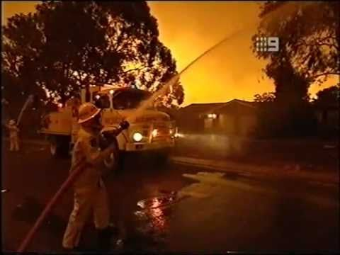 The effects of the Canberra bushfire 2003- economic environmental and social impact